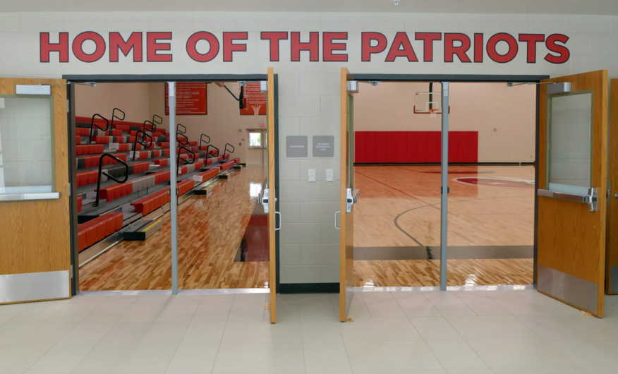 Carrollwood Day School New Gymnasium