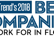 Florida Trends 2018 Best Companies