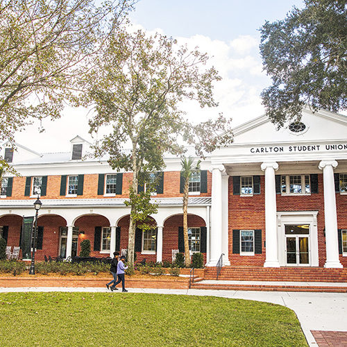 Stetson University Student Center at Stetson University, Fla. on Tuesday, Jan. 22, 2019.   (Photo by Scott McIntyre)