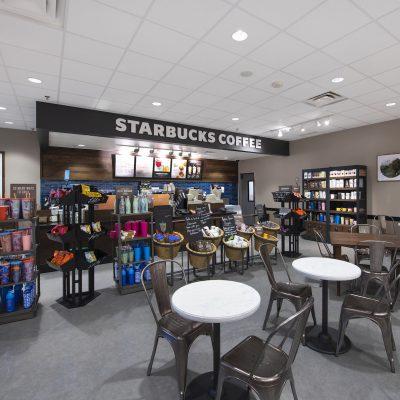 Starbucks Target Winter Garden