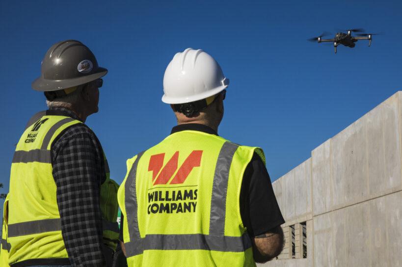 WILLIAMSCO drone mapping