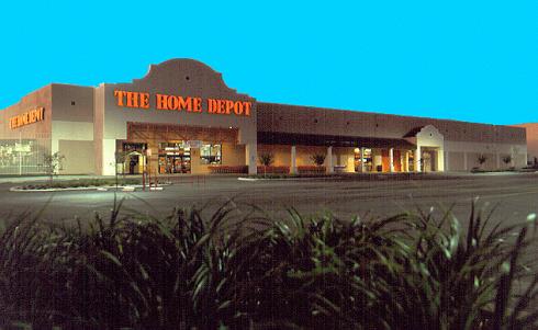 Home Depot Orlando