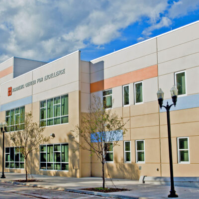 Academic Center for Excellence Exterior