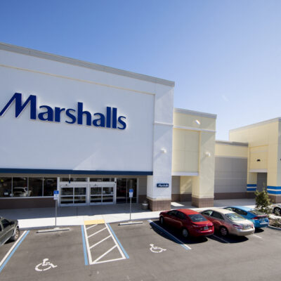 Marshalls at the Commons