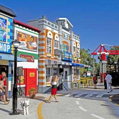 LEGOLAND Movie World Shops