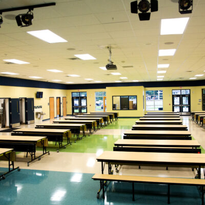 Rock Lake Cafeteria
