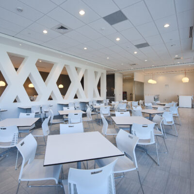 Connextions Cafeteria