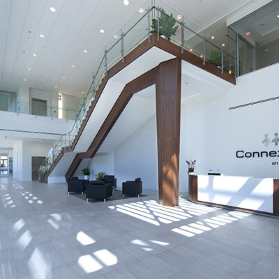 Lobby of Connextions